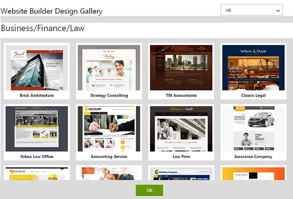 Godaddy profile top 5 website builders for Godaddy ecommerce templates